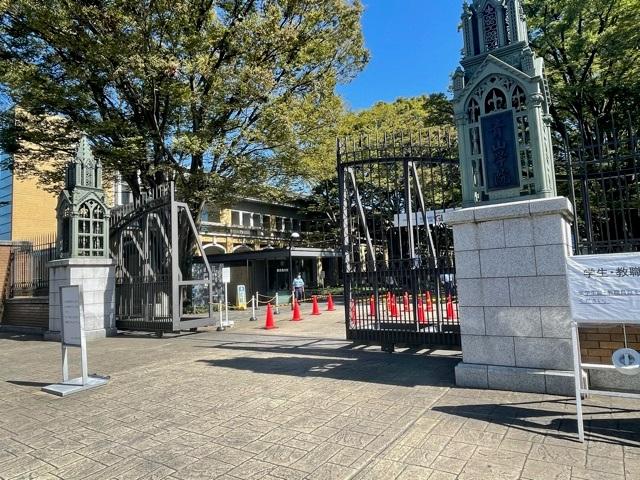 青山学院大学 相模原キャンパス写真