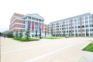 杏林大学 井の頭キャンパス写真
