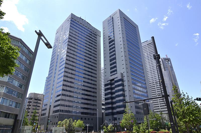 工学院大学 新宿キャンパス写真