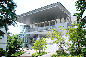 工学院大学 八王子キャンパス写真