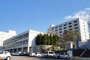 静岡大学 静岡キャンパス写真