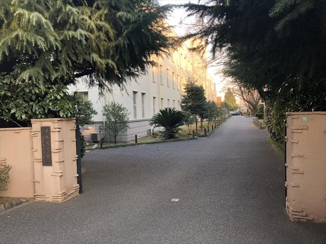 上智大学 石神井キャンパス写真