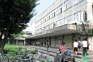 信州大学 長野(教育)キャンパス写真