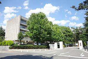 信州大学 松本キャンパス写真