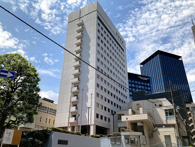 専修大学 神田キャンパス写真