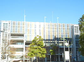 大東文化大学 板橋キャンパス写真