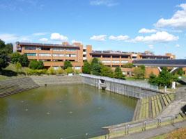大東文化大学 東松山キャンパス写真