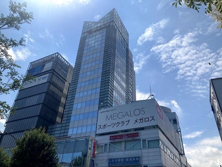 中央大学 市ヶ谷田町キャンパス写真