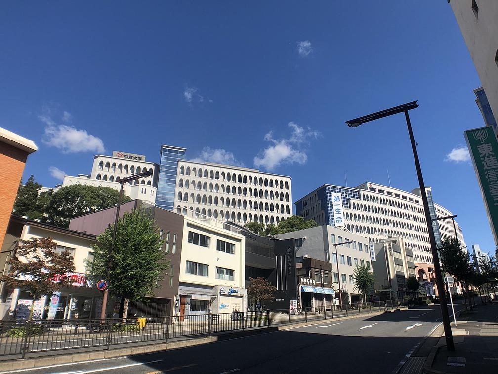 中京大学 名古屋キャンパス写真