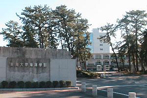 東海大学 清水キャンパス(海洋学部・短期大学部)写真