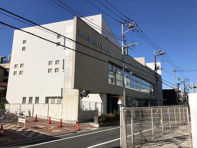 日本医科大学 千駄木キャンパス写真