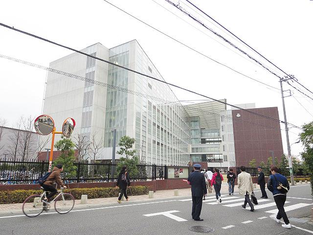 日本大学 薬学部(船橋日大前校舎)写真