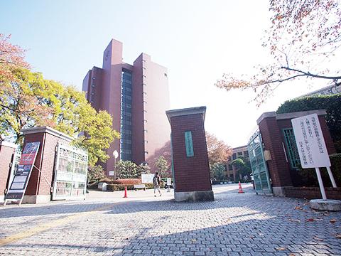 日本大学 文理学部キャンパス写真