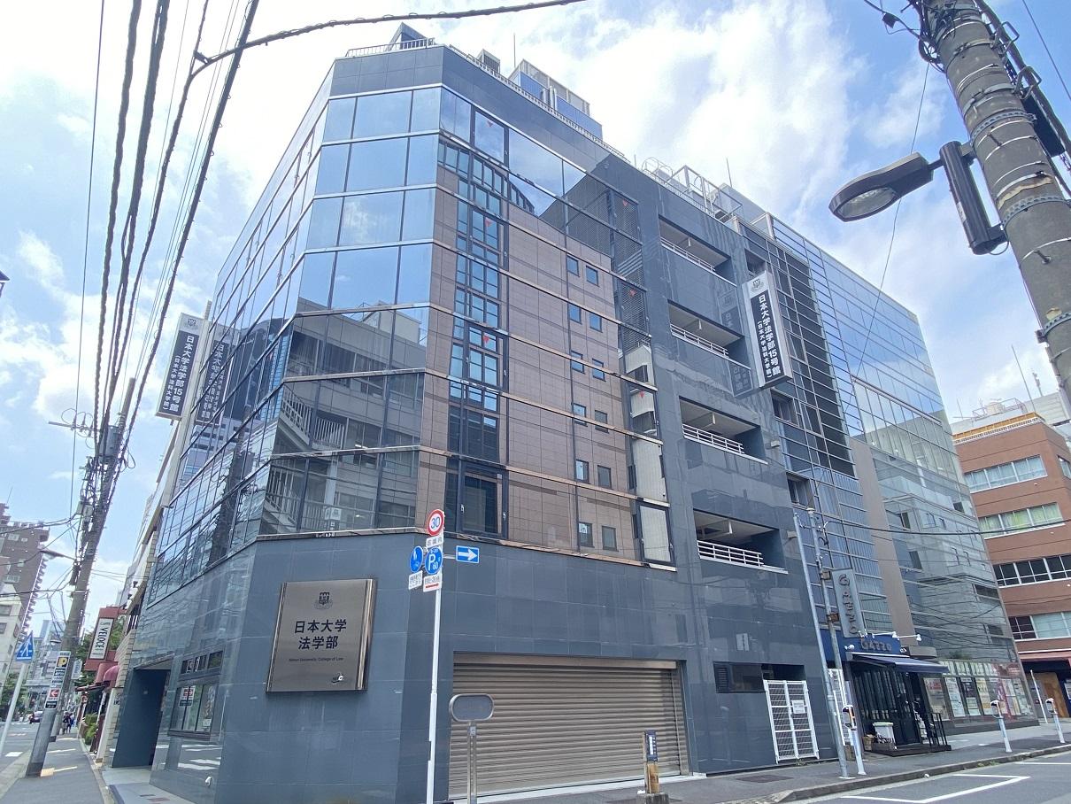 日本大学 商学部写真