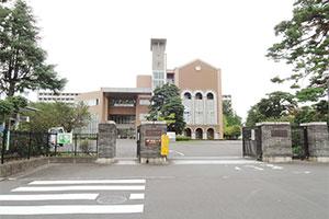 一橋大学 小平国際キャンパス写真