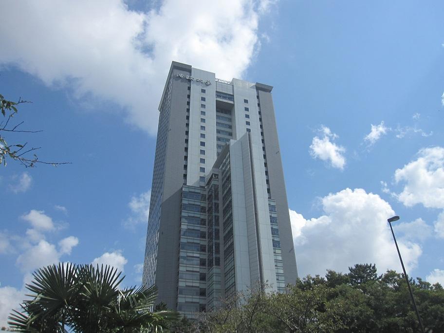 法政大学 市ヶ谷キャンパス写真