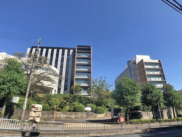 名城大学 八事キャンパス写真