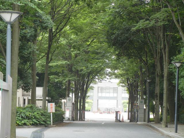 目白大学 岩槻キャンパス写真