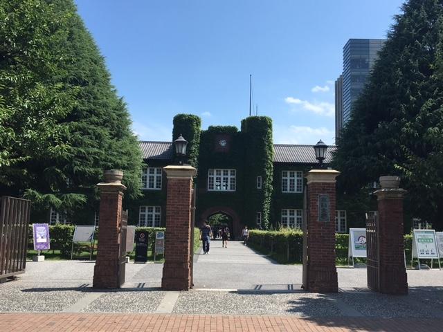 立教大学 池袋キャンパス写真