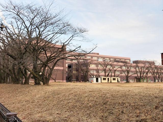 防衛医科大学校 写真