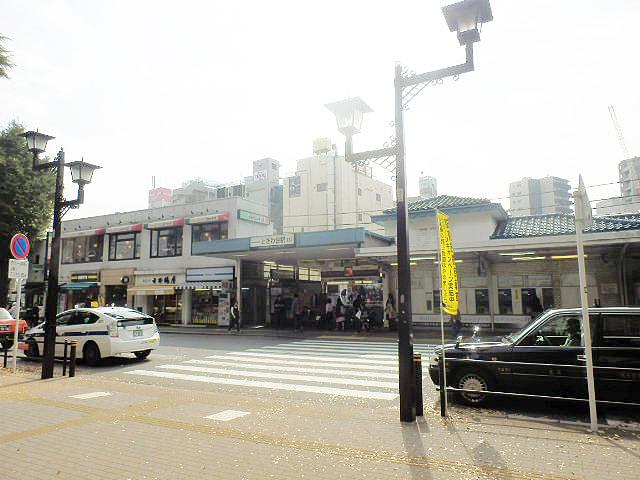 淑徳大学 東京キャンパス写真1