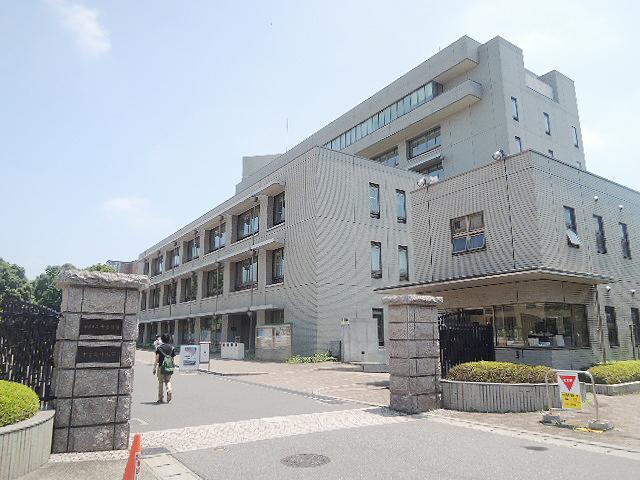 千葉商科大学 市川キャンパス写真
