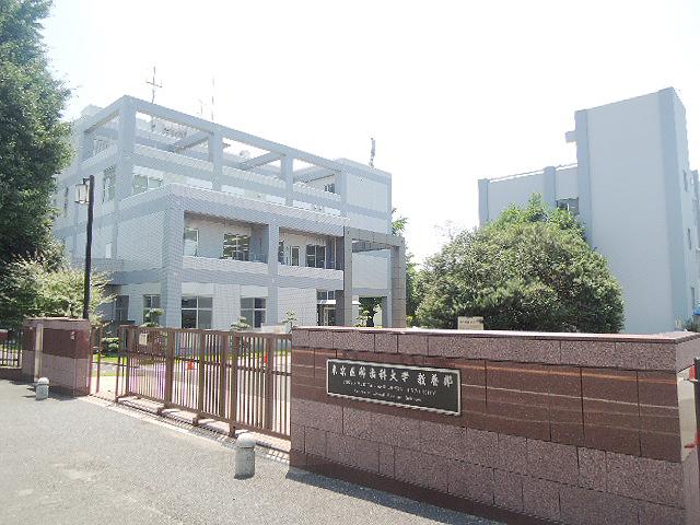 東京医科歯科大学 国府台キャンパス写真