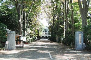 東京農工大学 府中キャンパス写真