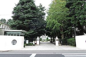 東京女子大学 写真