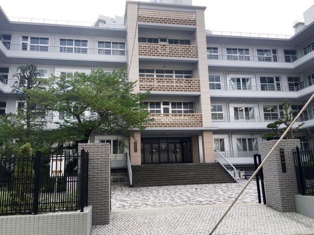 杉野服飾大学 目黒キャンパス写真