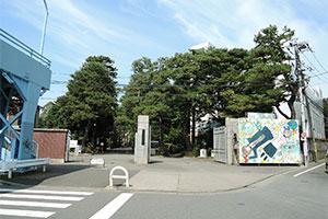 武蔵野大学 武蔵野キャンパス写真