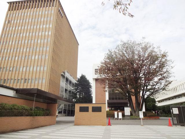 東京家政大学 板橋キャンパス写真