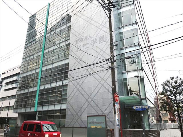 仙台青葉学院短期大学 中央キャンパス写真