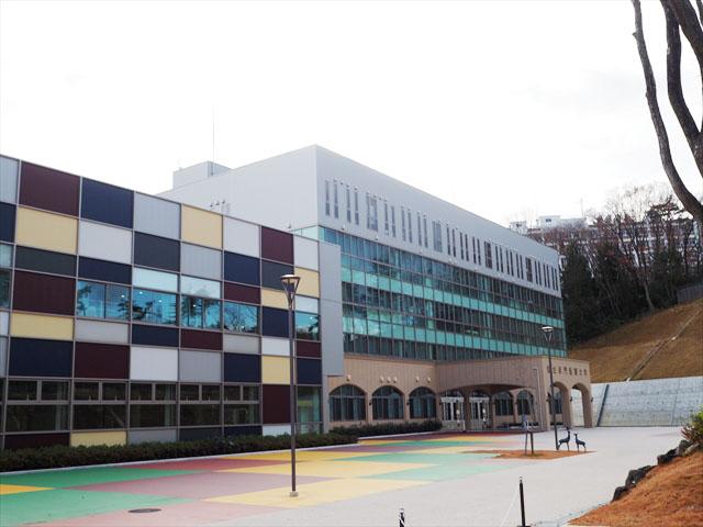仙台赤門短期大学 写真
