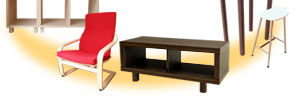 棚・テレビ台・チェア・テーブル&チェア